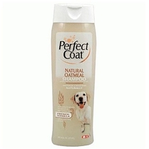 8 в 1  Шампунь с овсяным маслом для собак (PC Natural Oatmeal Shampoo)