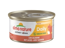 "Almo Nature Daily Menu консервы для кошек ""Нежный мусс с лососем"", Mousse Salmon"