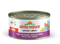 "Almo Nature консервы для кошек ""Курица и манго в желе"", HFC Jelly Adult Cat Chicken & Mango"