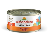 "Almo Nature консервы для кошек ""Курица"" в желе, HFC Jelly Adult Cat Chicken"