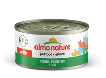 "Almo Nature консервы для кошек ""Тунец в желе"", HFC Jelly Adult Cat Tuna"