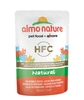 "Almo Nature паучи для кошек ""Лосось и тыква"", HFC Nature Salmon & Pumpkin"