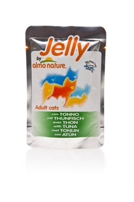 Almo Nature Паучи Тунец в Желе для кошек (Jelly Cat Tuna)